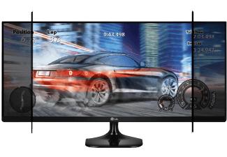 LG 29UM58-P 29''-Ultrawide-IPS-Monitor mit 99% sRGB für 179€ [Mediamarkt]