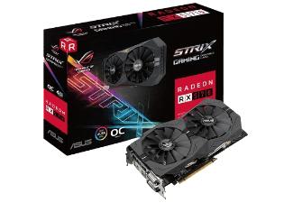 [Mediamarkt] Asus ROG Strix-RX570-O4G-Gaming AMD Radeon Grafikkarte (4GB GDDR5 Speicher, PCIe 3.0, HDMI, DisplayPort) für 255,-€