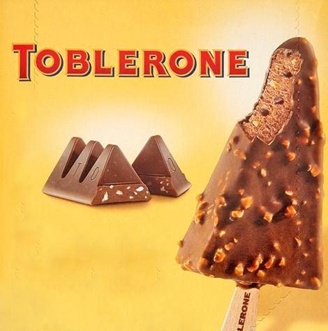 Toblerone Eis und Oreo Eis 4er Pack zum Bestpreis nur 1,99 (Penny)