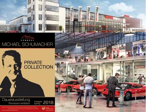 [Lokal Köln] Michael Schumacher Ausstellung & MOTORWORLD Köln Eintritt kostenlos