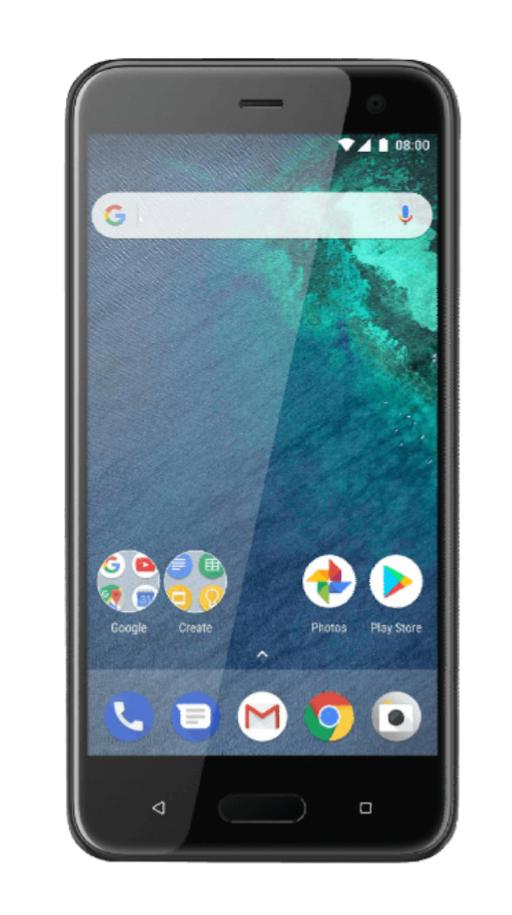[Amazon] HTC U11 life, 32 GB, brilliant black und sapphire blue