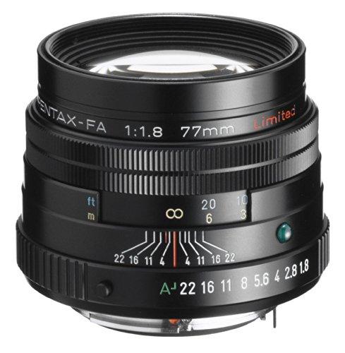 Pentax FA 77mm smc F1.8 Limited Objektiv bei amazon Frankreich zusätzlich 10% möglich