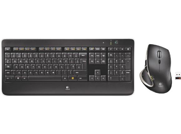 Logitech MX800 Cordless Performance Desktop Set