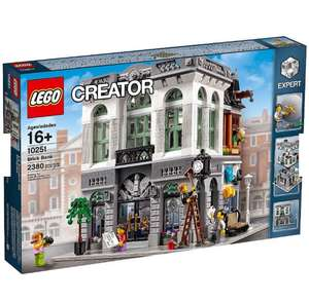 LEGO 10251 - CREATOR Steine Bank