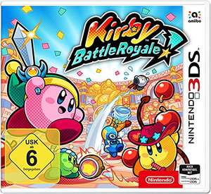 Kirby Battle Royale (3DS) für 10,67€ (Amazon Prime)
