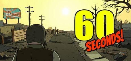 [Android] Abenteuerspiel 60 Seconds! Für 99 Cent statt 3,99 Euro