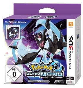 Pokemon: Ultramond Steelbook Fan-Edition (3DS) für 27€ versandkostenfrei (Real)