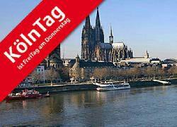 Köln Tag - Kostenloser Museumseintritt für Kölner am Donnerstag, den 07.06.2018