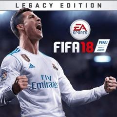 [PSN] FIFA 18 Legacy edition PS3-Version