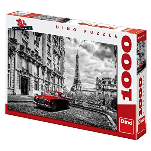 Amazon Prime: Dinotoys 532434 Puzzle; Jaguar in Paris, 1000 Teile