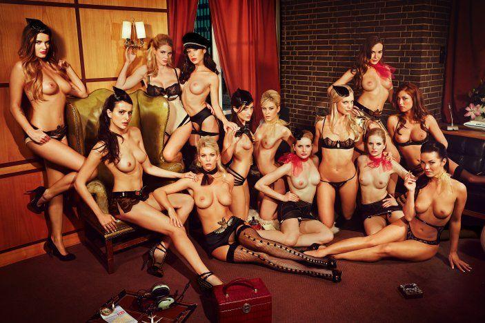 Playboy 2013/01 - Playmates des Jahres - kostenloses E-Paper