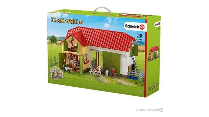 Schleich Farm World 42333 Großer Bauernhof UVP 99,99 Euro