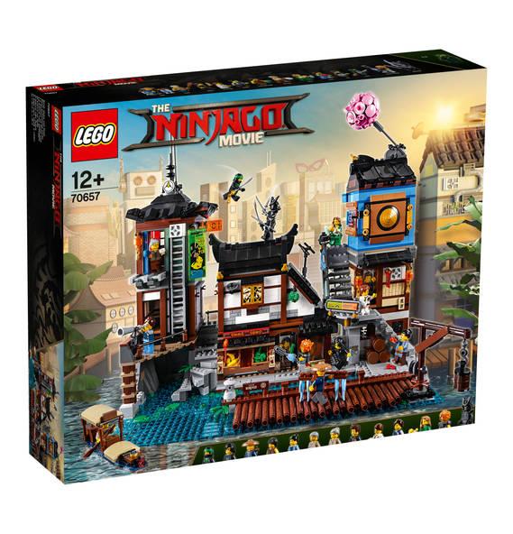 [Galeria] Ninjago City Hafen 70657