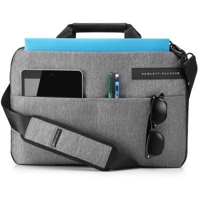 [nbb] HP 17.3 Zoll Signature Slim Topload Tasche (wasserabweisendes Material)