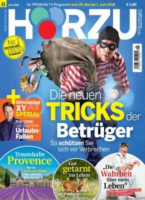 Hörzu Abo (52 Ausgaben) für 109,60 € mit 110€ Amazon-Gutschein
