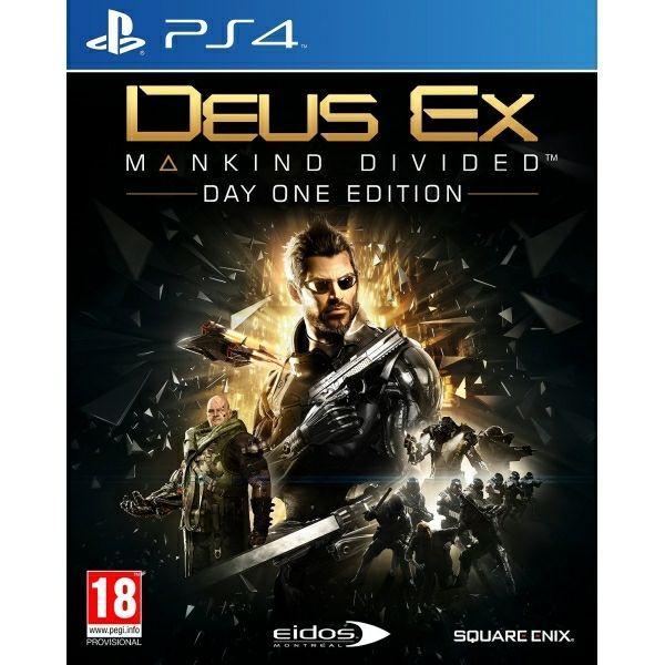 Deus Ex: Mankind Divided(PS4) für 3,99€ oder Mad Max (Xbox One) 12,99€