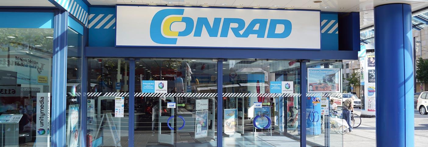 Conrad Frankfurt  PS4 VR-Brille für 169€  AVM FRITZ!Fon C5  für 44€  PSN guthaben 20€ für 15