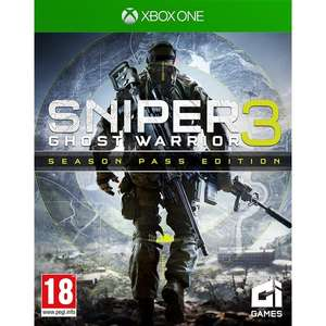 Sniper: Ghost Warrior 3 Season Pass Edition (Xbox One) für 16,99€ (Shop4DE)