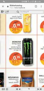 Monster Energy Drink 0,5l [Müller Offline]