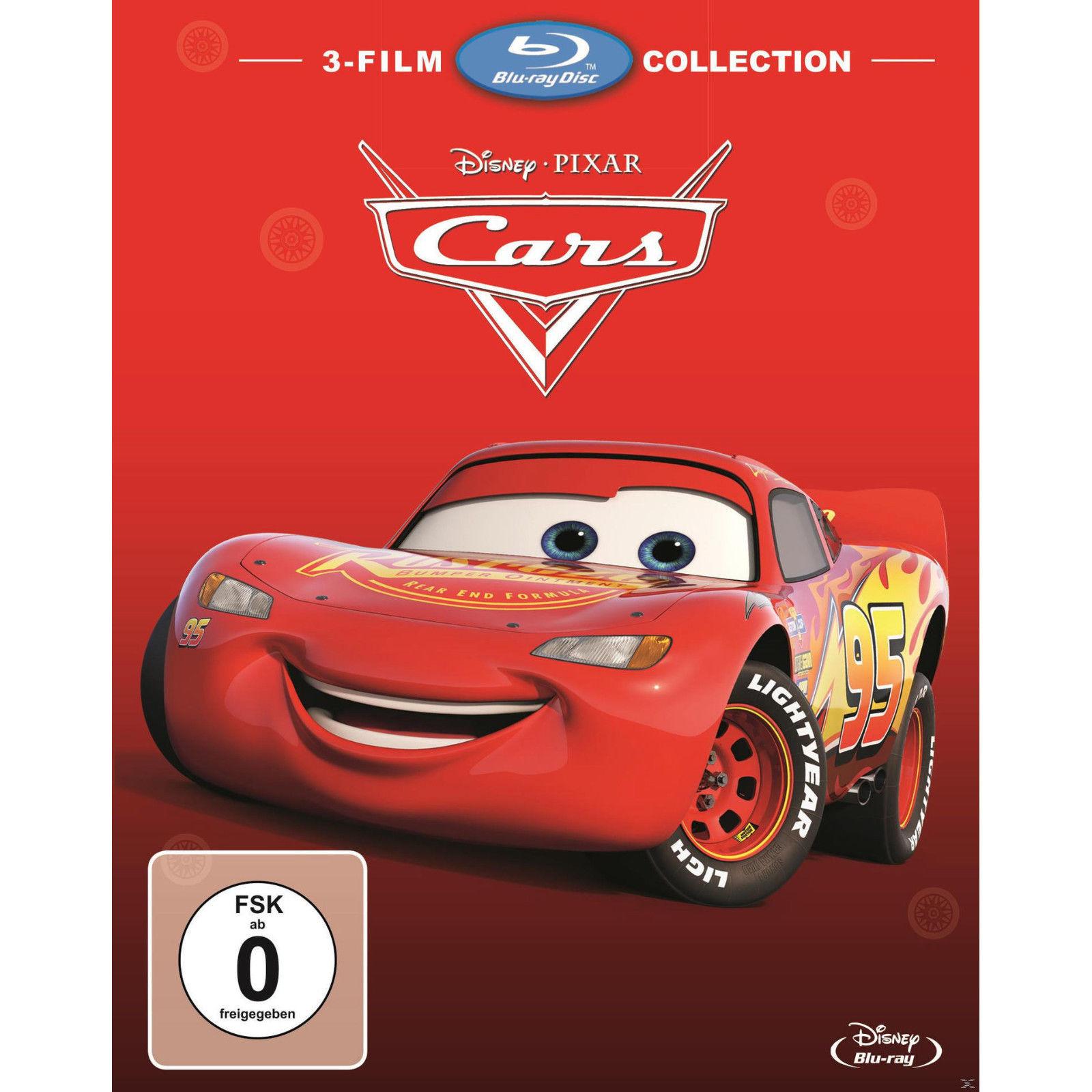 Cars 1-3 3-Film Collection (Blu-ray) für 22,59€ (Amazon Prime)