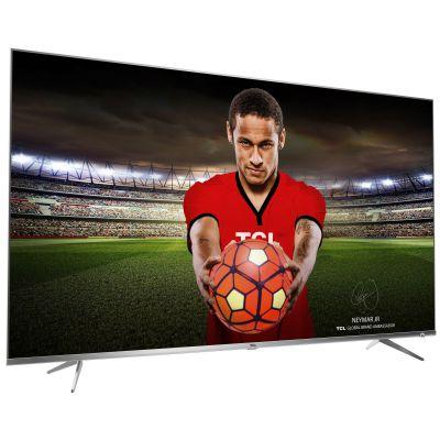 [NBB] TCL 50 DP 660 - 126 cm (50 Zoll) Fernseher (4K Ultra HD, HDR 10, Android Smart TV, WLAN, Triple Tuner (DVB T2), USB)