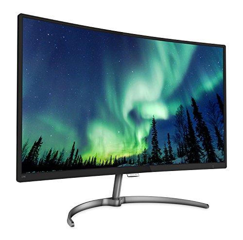 """Philips 278E8QJAB - 27"""" Full HD WLED Curved Monitor mit AMD FreeSync für 179€"""