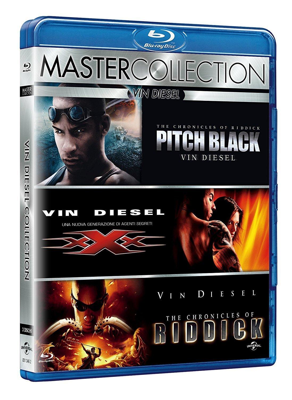 5x Blu-ray Boxsets mit 15 Blu-ray Filmen für 24,11€ (Amazon.it)