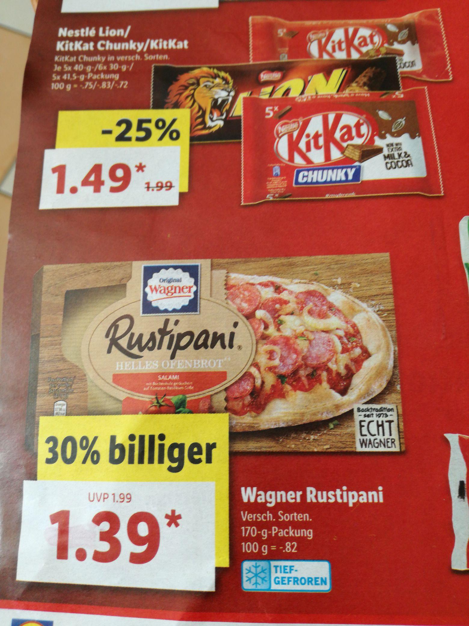 (LIDL) Wagner Rustipani