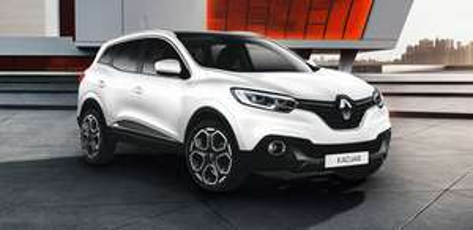 Renault Kadjar Leasing für 59€netto [GEWERBE] + 59,00€ für Vollkasko - Keine Bereitstellung, 15TKM