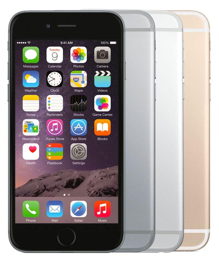 [Gebrauchtware] Iphone 6 64Gb LTE