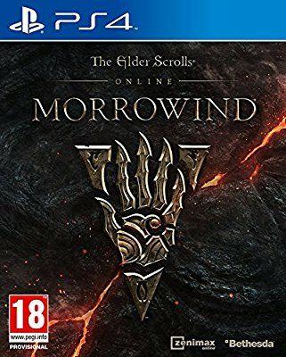 The Elder Scrolls Online: Morrowind [PlayStation 4] (Amazon Prime)