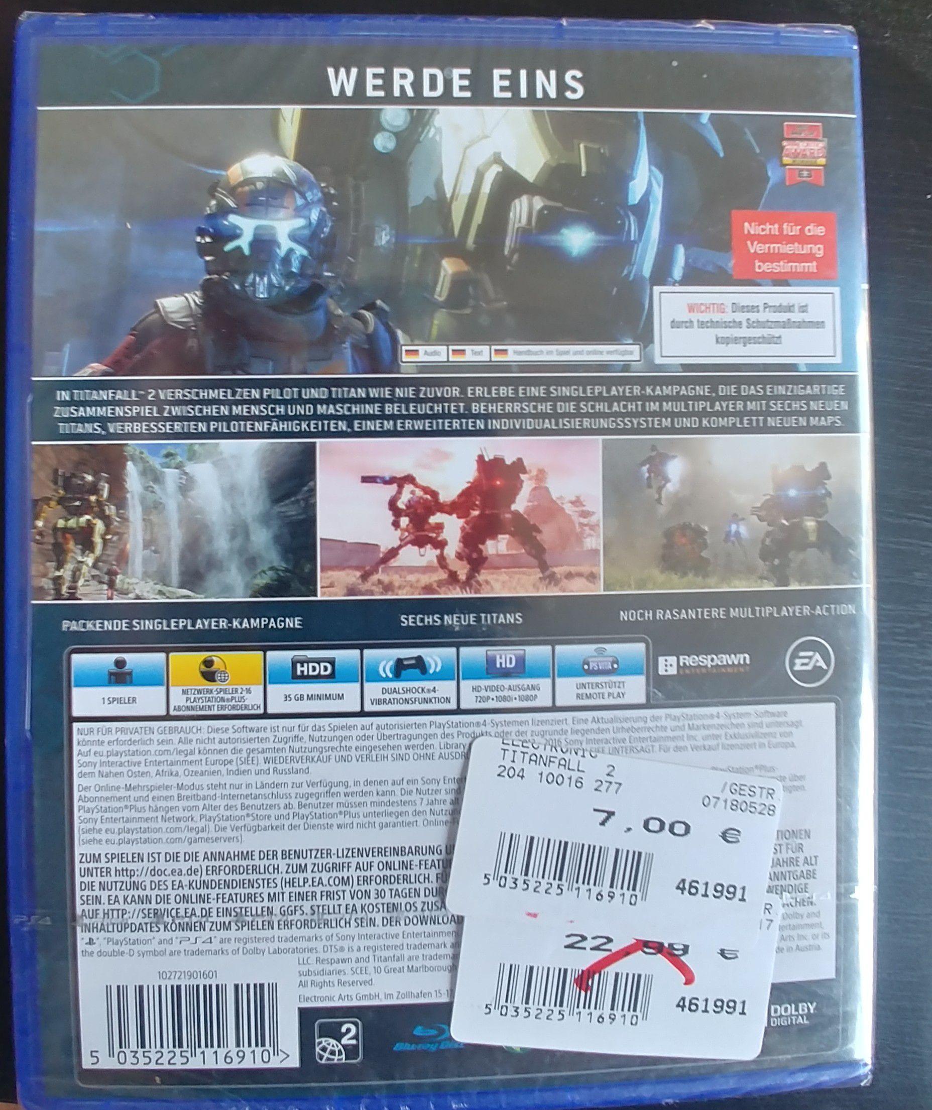 Titanfall 2 PS4 (Expert Gießen)