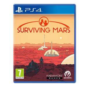 Surviving Mars (PS4) für 23,99€ (Shop4DE)