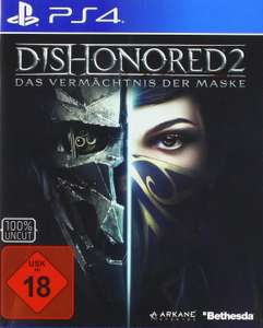 Dishonored 2 PS4 (expert Gießen)