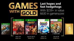 [Xbox Games with Gold - Juni 2018] Assassin's Creed Chronicles: Russia, Smite (DLC Pack), Sonic All Star Racing Transformed, Lego Indiana Jones 2