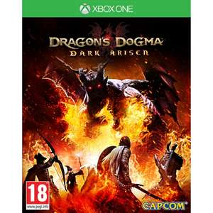 Dragon's Dogma: Dark Arisen (Xbox One) für 15,29€ (Shop4DE)
