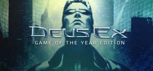 Deus Ex: Game of the Year Edition​ für 0,97€ (Steam)