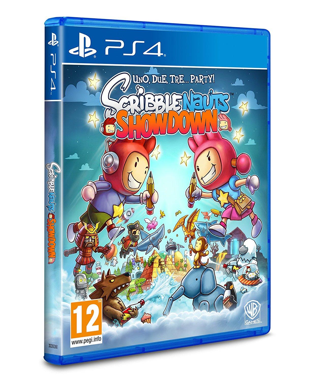 Scribblenauts Showdown (PS4) für 13,57€ (Amazon.it)