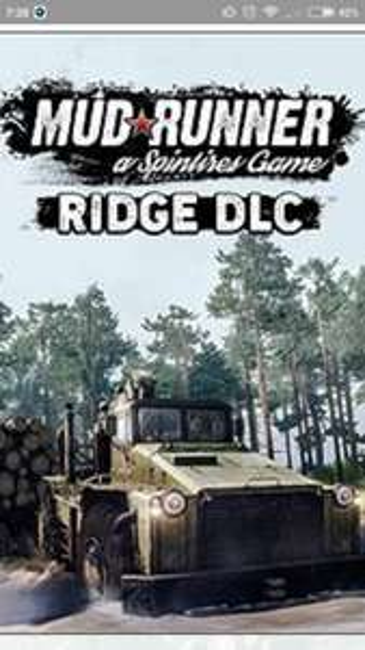 Spintires: MudRunner - The Ridge DLC & The Valley DLC gratis für Xbox One & PC & PS4