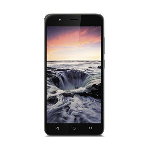 "[nbb] Gigaset GS270 plus - 5,2"" Full HD Smartphone (1920x1080, 13/5MP, 32GB, 3GB RAM, 5000 mAh, Dual-SIM, Quick Charge) in grau"