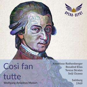 [Opera Depot] Mozarts Così fan tutte als Gratis-Download
