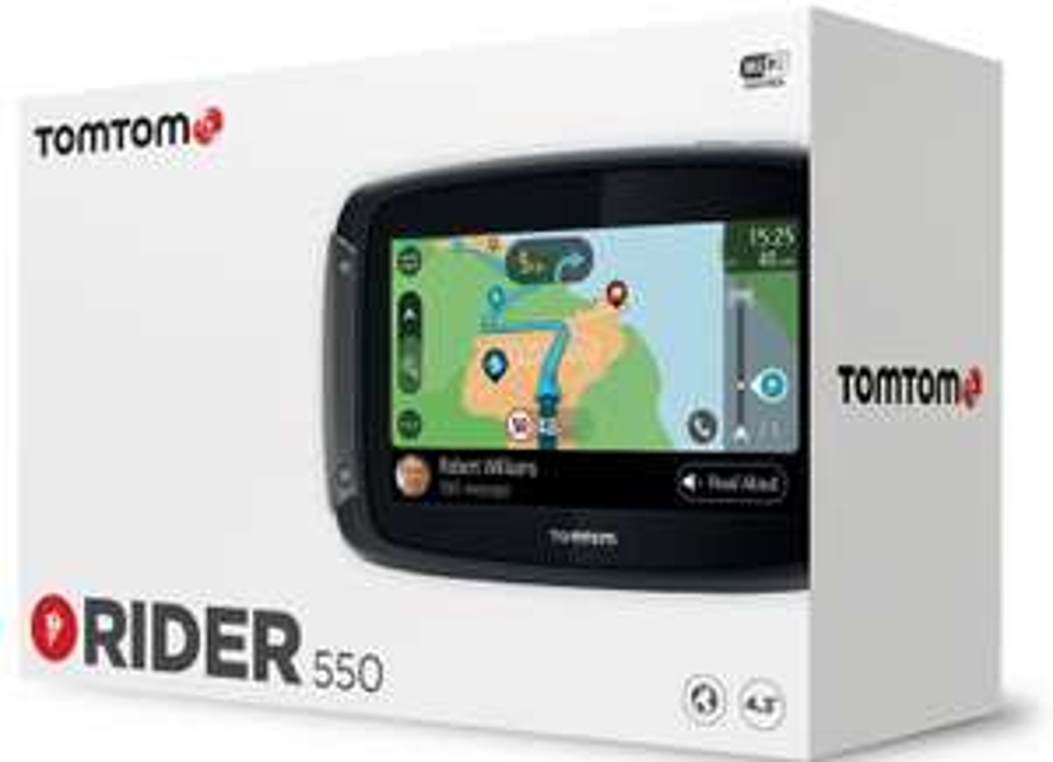 [FC-Moto] TomTom Rider 550