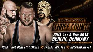 [Berlin] Wrestling- GWF Three Count - Amazon Tapings im Huxleys