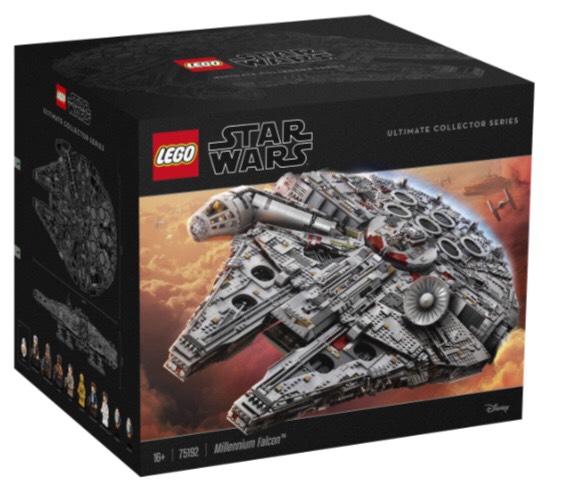 LEGO Star Wars 75192 Millennium Falcon für 679,90€ mit Sovendus-Gutschein / +Newsletter für effektiv 666,39€ [Galeria]