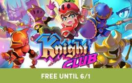 [Humble Trove] 4 Spiele (Knight Club, Hitchhiker, Quiet City, Uurnog) bis 1.6. frei herunterladbar