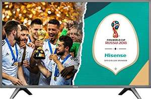 "[ao.de] Hisense H55NEC5605 - 55"" 4K UHD Smart TV (3840x2160, HDR, 8bit+FRC, 60 Hz nativ, Triple Tuner mit DVB-T2, WLAN, Dolby Digital Plus)"