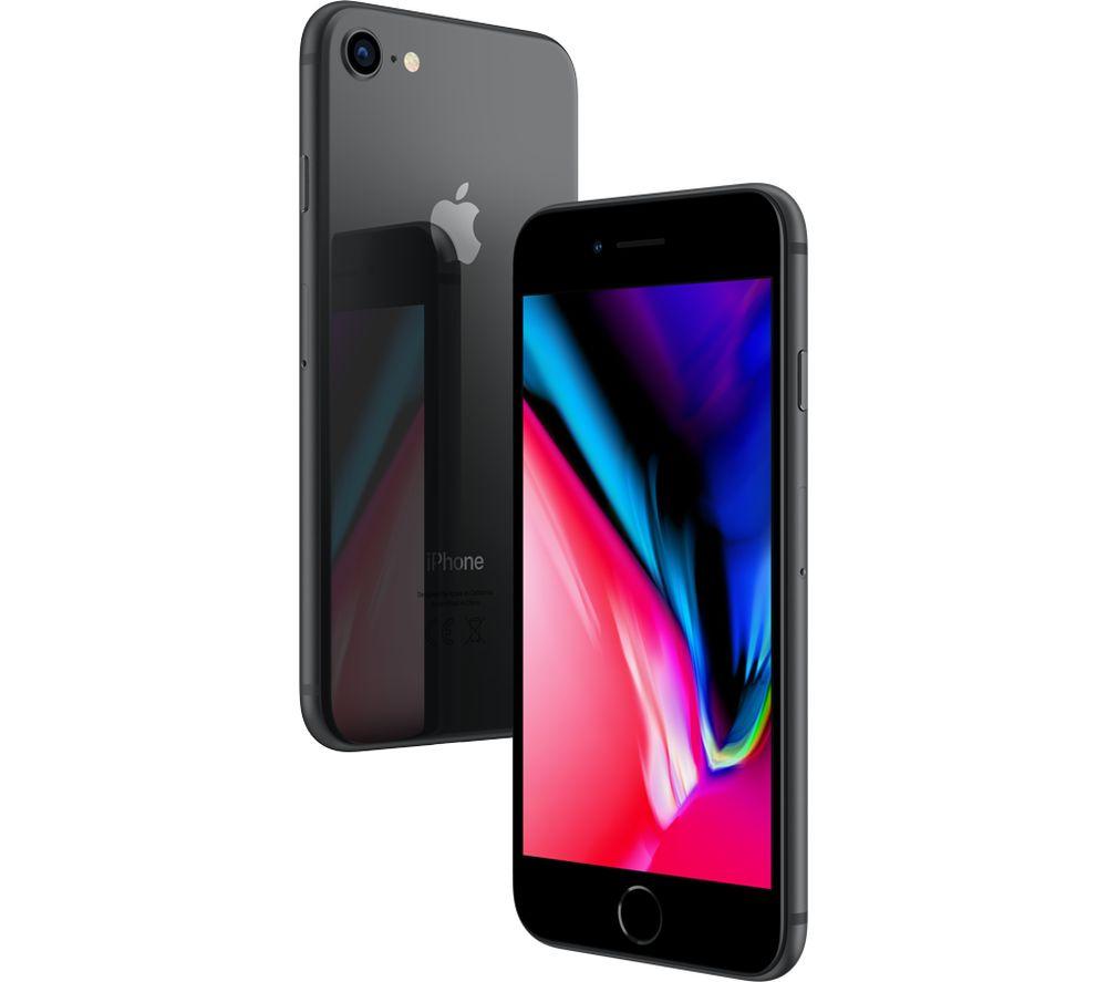 Vodafone Smart L+ mtl. 36,99€ [5GB LTE] + Apple iPhone 8 64GB für 19€ (durch 20€ Gutschein)