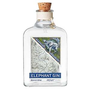 3x 0,5 l Elephant Strength Gin 57% [Amazon]