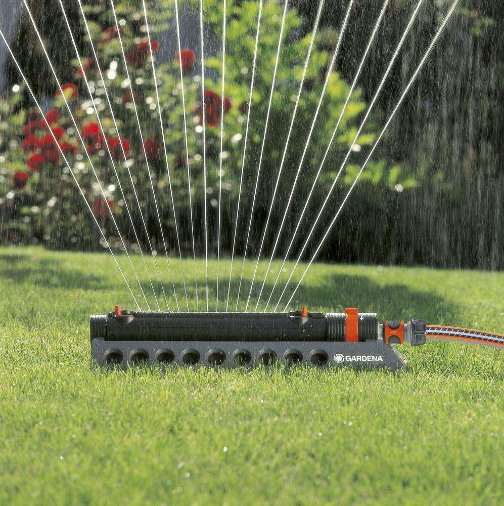 Gardena Aquazoom 250-2 mit Bauhaus TPG