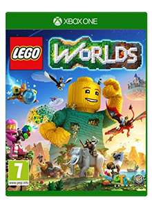 LEGO Worlds (Xbox One) für 13,60€ (Amazon IT)